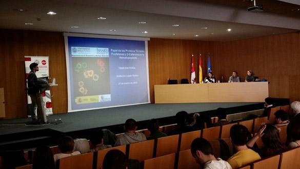 Tesis Doctoral de Guillermo López Ruano